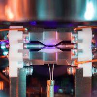 Esta es la fotografía de un átomo, y sacarla no ha sido nada fácil
