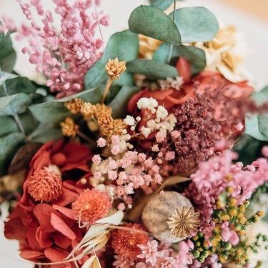 Flor preservada, la flor que no se marchita