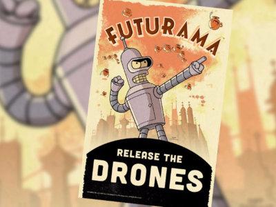 Futurama: Game of Drones, así es el juego oficial protagonizado por Fry, Bender, Leela y cía [APK]