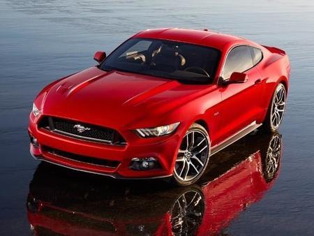 La producción del Ford Mustang 2015 comenzará este lunes