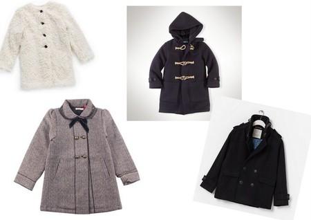 abrigos vestir niño y niña