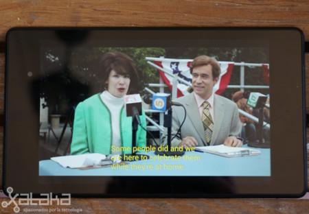 Nexus 7 Vídeo