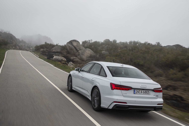 Foto de Audi A6 2018, toma de contacto (95/118)