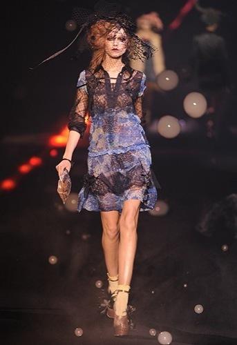 John Galliano, Primavera-Verano 2010 en la Semana de la Moda de París II