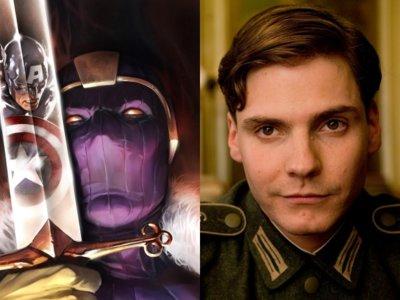 Daniel Brühl es el Barón Zemo en 'Capitán América: Guerra Civil'