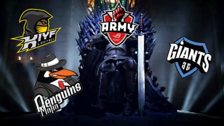 Juego de lideres | DdH Jornada 6 | League of Legends