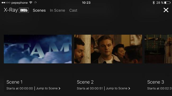 Amazon Prime Video, X-Ray
