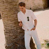 Blanco y nada más: así es lo esencial de Mango para un verano por lo más elegante