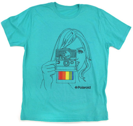 Camisetas Polaroid de Altru