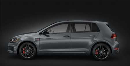 Volkswagen Golf GTI Rabbit rinde homenaje a los inicios del hot hatch