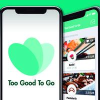 Too Good To Go, la app con la que podrás comer más barato mientras combates el desperdicio de alimentos