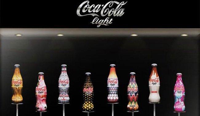 coca-cola se viste de gala