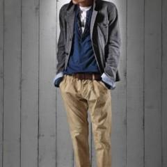 Foto 1 de 23 de la galería lookbook-primaveral-love-moschino-men-primavera-verano-2011 en Trendencias Hombre