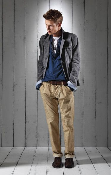Lookbook primaveral: Love Moschino Men Primavera-Verano 2011