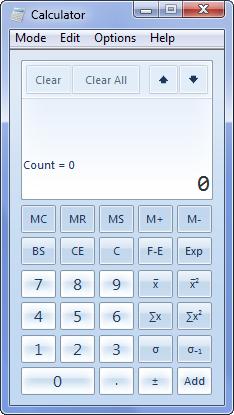 Foto de Calculadora Windows 7 (2/10)