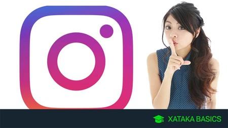 Cómo silenciar historias de instagram