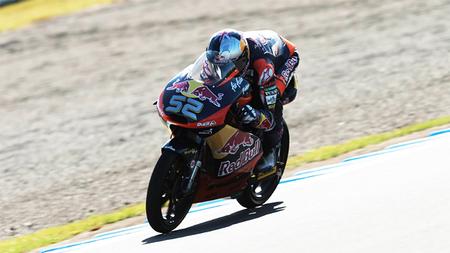 Danny Kent moto3 Japón