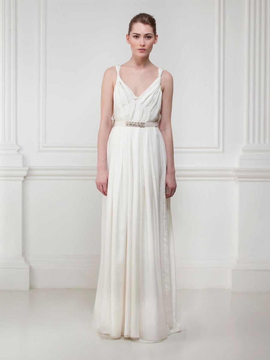 Foto de Primera 'Bridal Collection' de Matthew Williamson (I): los vestidos de novia. Bodas de lujo (7/12)