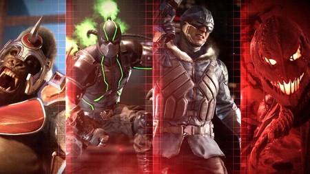Ahora es el turno de los villanos en Injustice 2
