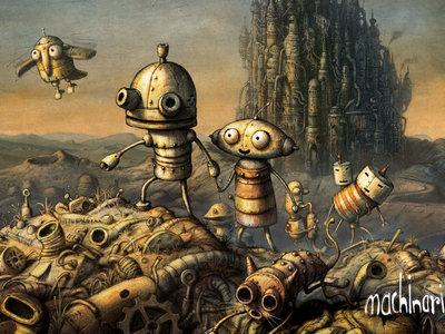 Machinarium, esta increíble aventura gráfica ha sido remasterizada y ahora luce más asombrosa que de costumbre