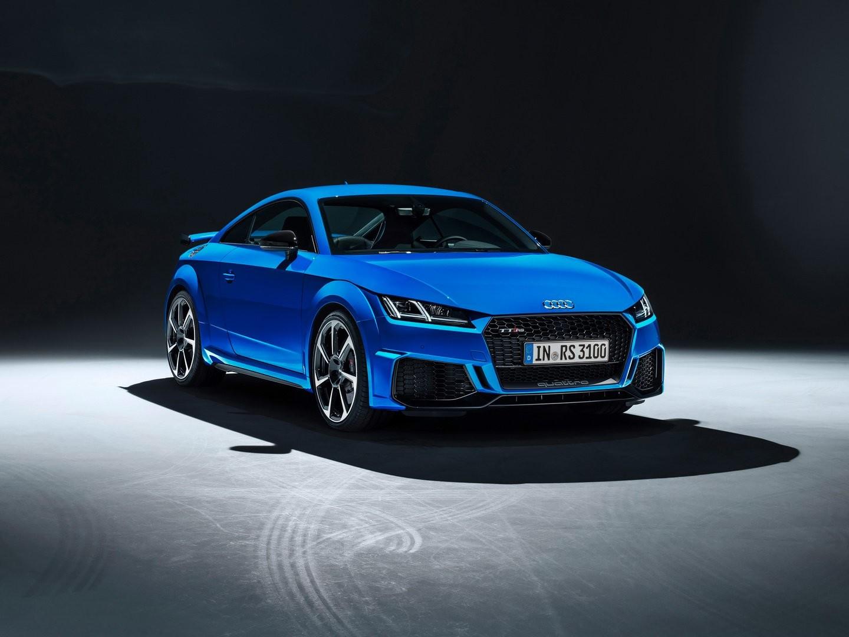 Foto de Audi TT RS 2020 (17/53)