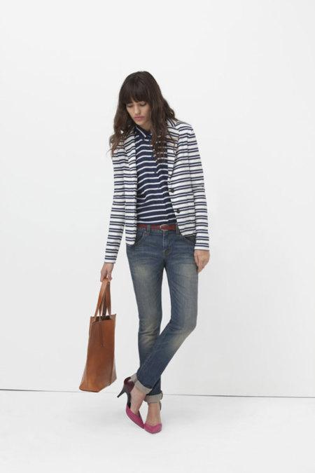 Los nuevos Levi's Boyfriend Skinny, los jeans que te atraparán