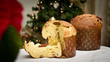 Panettone, el pan típico de la Navidad italiana