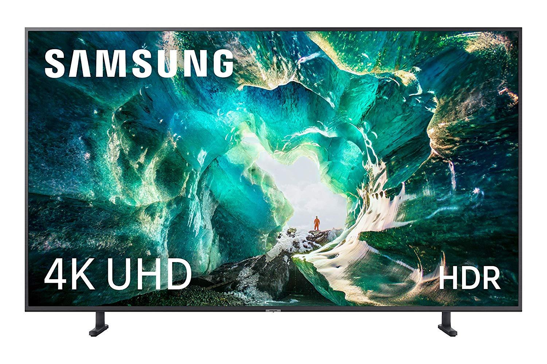 """Samsung 4K UHD 2019 65RU8005 - Smart TV de 65"""" con Resolución 4K UHD, Wide Viewing Angle, HDR (HDR10+), Procesador 4K, One Remote Control, Apps en Exclusiva y Compatible con Alexa. [Clase de eficiencia energética A+]"""