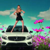 ¿Qué tienen en común Doutzen Kroes y un Mercedes-Benz GLC 350 e 4MATIC?