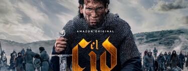 'El Cid': una entretenida serie de Amazon donde lo mejor son sus brutales escenas de batalla