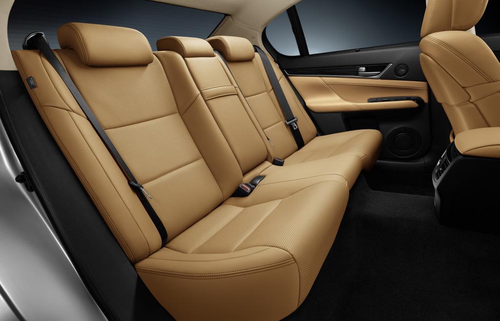 Foto de Lexus GS 2012 (20/21)