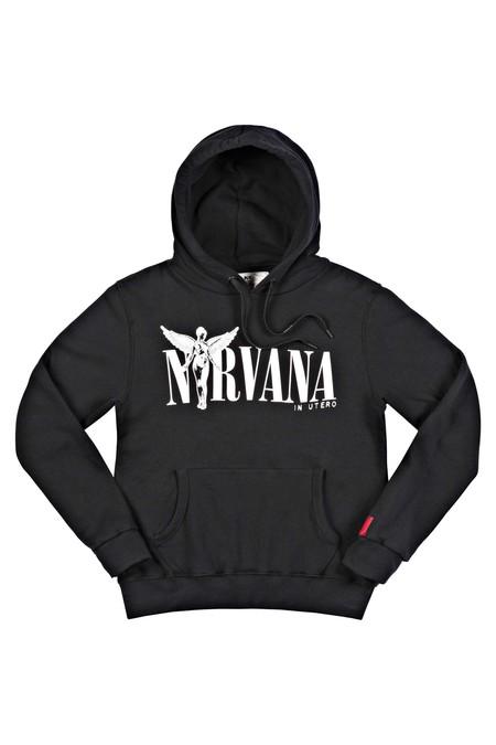 Replay Trae De Regreso El Grunge Con Una Linea De Camisetas En Homenaje A Nirvana Para Otono 1