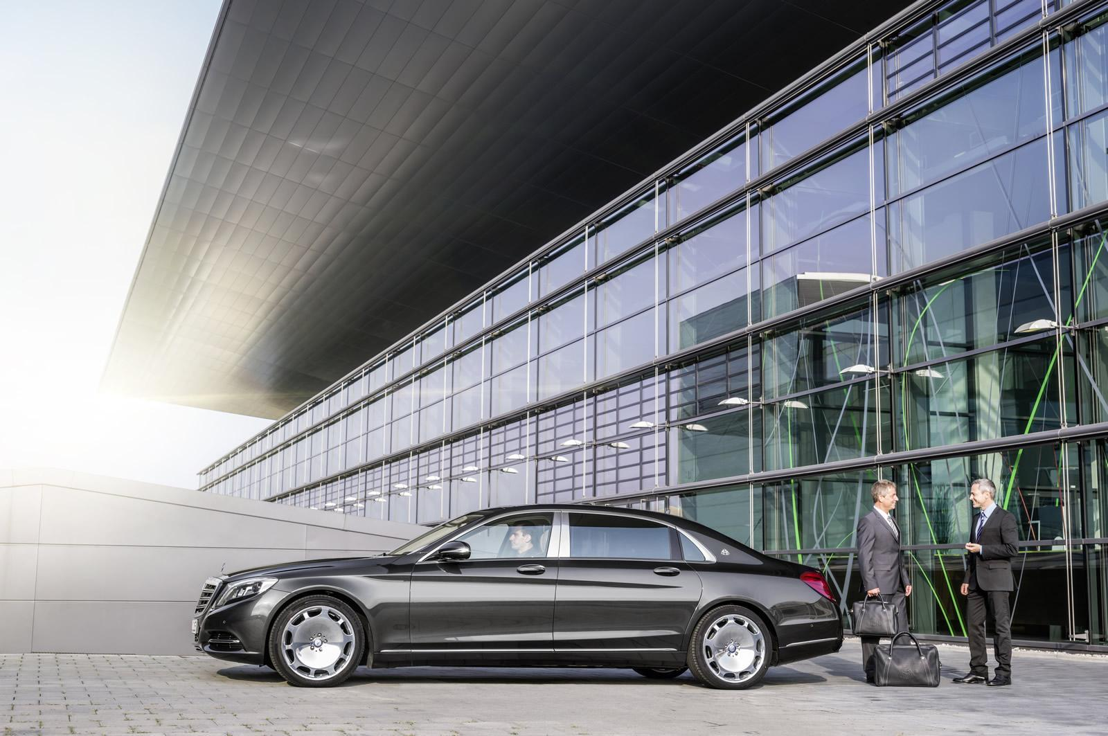 Foto de Mercedes-Benz Clase S Maybach (8/38)