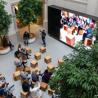La Apple Store de Amsterdam estrena su más reciente rediseño: así luce ahora