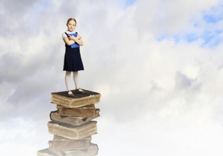 Siete libros para mejorar la autoestima de los niños