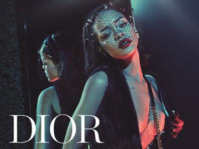 Dior tiene chica nueva en la oficina, se llama Rihanna y es divina