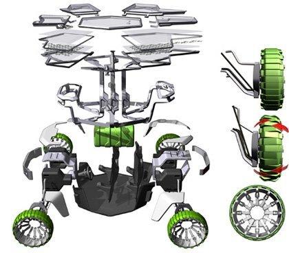 GM gana el LA Design Challenge con el Hummer O2