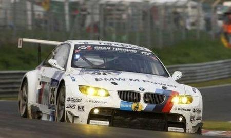 BMW logra la victoria en las 24 horas de Nürburgring