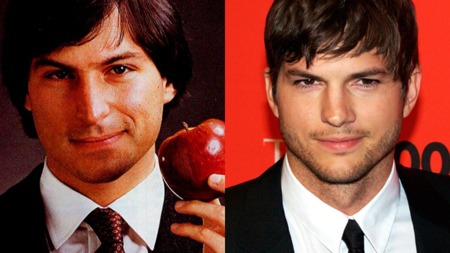 Ashton Kutcher podría interpretar a Steve Jobs en un nuevo biopic