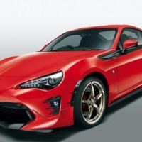 TRD plantea más músculo para el Toyota GT 86