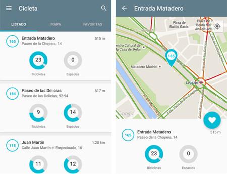Cicleta, la guía para moverse de forma sencilla con BiciMad por Madrid