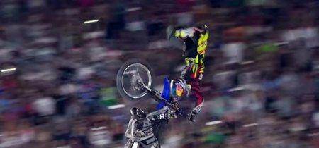 Los vídeos que mejor resumen el espectacular Red Bull X-Fighters de Madrid
