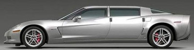 Bob Lutz no dice que no a un Corvette de 4 puertas