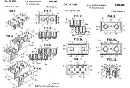 Patente De Lego