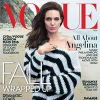 Muriendo de amor con Angelina Jolie y toda la familia Vogue