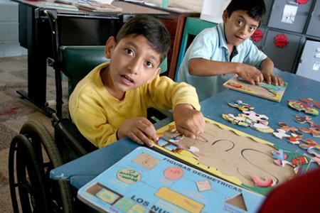 Se celebra el Día Internacional de las Personas con Discapacidad reclamando el derecho a una Educación Inclusiva