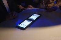 Blackberry y su interfaz del futuro: jugando con tablets