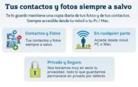 Movistar estrena Te lo guardo, su servicio para guardar contactos y fotos en la nube