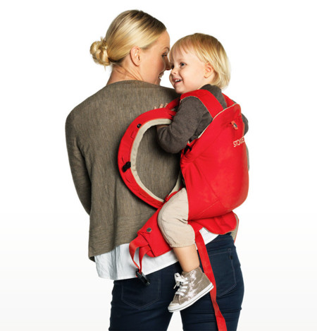 Blogs de papás y mamás: porteo de niños grandes y el arte de ser normal