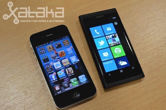 Foto de Nokia Lumia 800 prueba hardware (10/15)